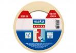 Малярная лента 80°С, MAKO арт.830930